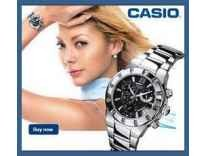 Casio watches 30% off from Rs. 1319 - Flipkart