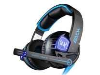 Kotion Each Over the Ear Headsets with Mic & LED G2000 Edition Rs. 894 @ Amazon