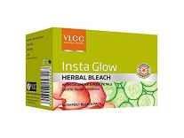 VLCC Insta Glow Herbal Bleach 54g Rs. 60- Amazon