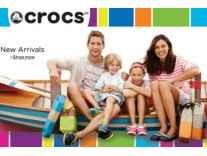 Crocs Foot...