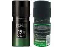 AXE Recharge Game Face Bodyspray 150 ml Rs. 124 - Amazon