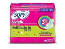 Sofy Bodyfit Anti Bacteria 30 Count Rs. 175- Amazon