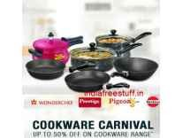 Branded Cookware Minimum 50% off @ Flipkart