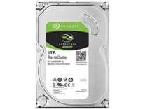 Seagate New BarraCuda ST1000DM010 Hard Drive 1TB Rs.3399 or 2TB Rs.5298 - Amazon