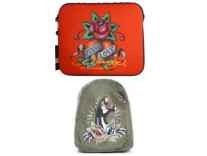 Ed Hardy Backpack & Sleeve Minimum 76% off from Rs. 484- Flipkart