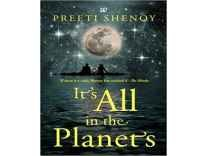 It's All in the Planets Paperback Rs. 90 - Amazon