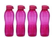 Signoraware Aqua Fresh Plastic Water Bottle, 500ml Set of 4 Rs.180 @Amazon