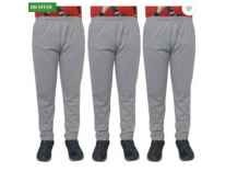 Shaun Solid Men's Grey Track Pants pack of 3 Rs. 315 - Flipkart