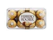 Ferrero Rocher 16 Pieces Rs. 427, 24pc Rs. 719- Amazon