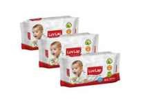 LuvLap Paraben Free Baby Wet Wipes 80 Wipes Pack of 3 Rs. 179- Amazon