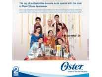 Oster Kitchen & Home Appliances Minimum 35% off from Rs. 293 - Amazon