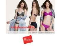 Hanes Women's Lingerie & Nightwear 35% to 70% off from Rs. 76