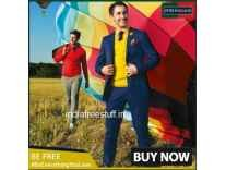 Peter England Men's Clothing 50% off from Rs. 174 @ Amazon