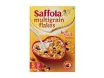 Saffola Multi-Grain Flakes Nutty Crunch 225gm Rs.123, 400g Rs. 159 @Amazon