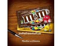M&M's Chocolate 100g + Rs.12 Cashback Rs. 119 - Amazon
