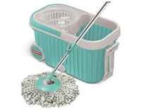 Spotzero By Milton Elite Spin Mop with Bucket Rs. 777 @ Amazon