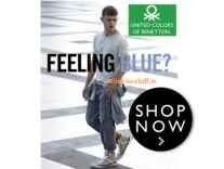 United Colors of Benetton Footwear Minimum 50% off from Rs. 159 @ Amazon