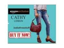 Cathy London Handbags, Backpacks & Wallet Minimum 60% off from Rs. 599 - Amazon