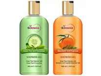 St.Botanica Green Tea And Cucumber + Mandarin Cypress Luxury Shower Gel - 300 ml e 10 fl oz. Rs.869 - Amazon
