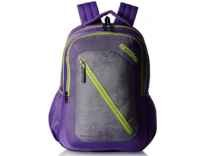 American Tourister 24 Ltrs Purple Casual Backpack Rs.687 @ Amazon