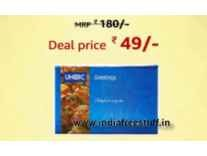 Unibic Cookies Greetings 300g Rs. 49 @ Amazon