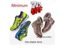 Footwear Minimum 70% off from Rs. 148 @ Amazon