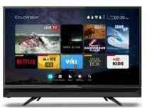 CloudWalker Cloud TV 31.5 inch HD Ready LED Smart TV Rs. 15498 @ Flipkart
