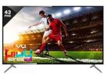 Vu 109cm 43 inch Full HD LED TV Rs. 23998 @ Flipkart