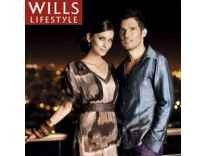 Wills Lifestyle Apparels 60% off + 10% Cashback from Rs. 520 - Jabong