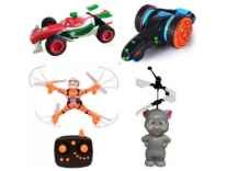 Montez Remote Control Toys Upto 71% off from Rs. 359 @ Flipkart