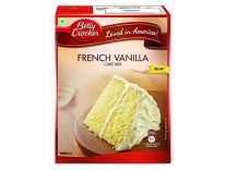 Betty Crocker French Vanilla Cake Mix Rs.229  @Amazon