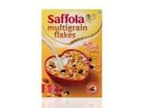 Saffola Multi-Grain Flakes Nutty Crunch 400g Rs. 99 - Amazon