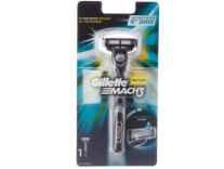 Gillette Mach3 New Blade Razor 1 Count Rs. 129 - Amazon