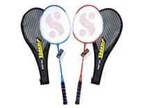 Silver's SIL-970 COMBO1 Badminton Kit Rs. 469 - Amazon