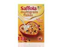 Saffola Multi-Grain Flakes Nutty Crunch 400g Rs. 150 - Amazon