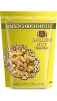 (LOOT) Golden Nut Kishmish 200 gm 100% cashback + shipping just 29