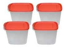 Tupperware New Smart Saver 1.1 Litres 4 Pieces Rs. 865 @ Amazon