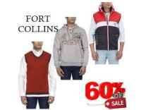 Fort Collins Winter wear Flat 70% off from Rs. 357 @ Amazon