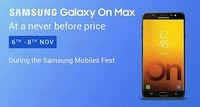 Samsung Mobiles Fest ( 6th - 8th Nov )