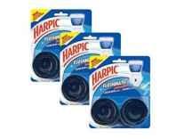 Harpic Twin Aquamarine Flushmatic 100 g (Pack of 3) Rs. 252 @ Amazon