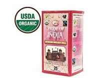 Pride Of India Stress Relief Herbal Tea 25 Tea Bags Rs. 99 - Amazon