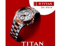 Titan Watches 50% to 70% off starting from Rs. 3000 @ Amazon