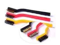 JLT 3 Pc Mini Wire Brush Set (Nylon + Brass + Stell) Rs. 109 - Flipkart