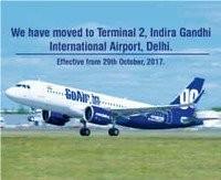 GoAir sale, Airfare Starting @INR 1212 OneWay