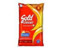 [Pantry] Gold Winner Refined Oil, Sunflower 1L at Rs. 81 @Amazon ...