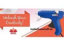 BMS Lifestyle G-01 Hot Melt Glue Gun Rs. 309 @ Amazon ...