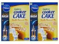 Pillsbury Eggless Cooker Cake Mix 159g Pack of 1Rs.50 - Amazon ...
