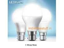 LED Bulbs & Tube Lights Minimum 30% off from Rs. 89 @ Flipkart