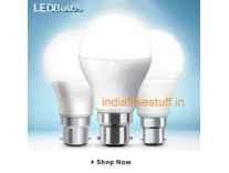LED Bulbs & Tube Lights Minimum 30% off from Rs. 99 @ Flipkart