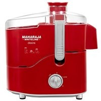 Maharaja Whiteline Desire Treasure 550 W Juice Extractor (Red)